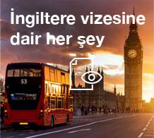 İngiltere Vizesine dair herşey